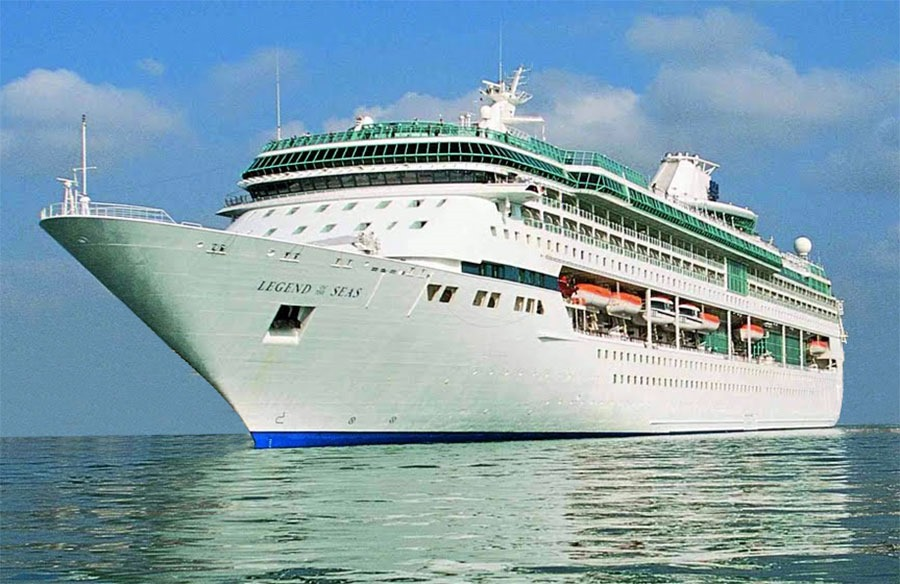 Legend Of The Seas estar en CSL
