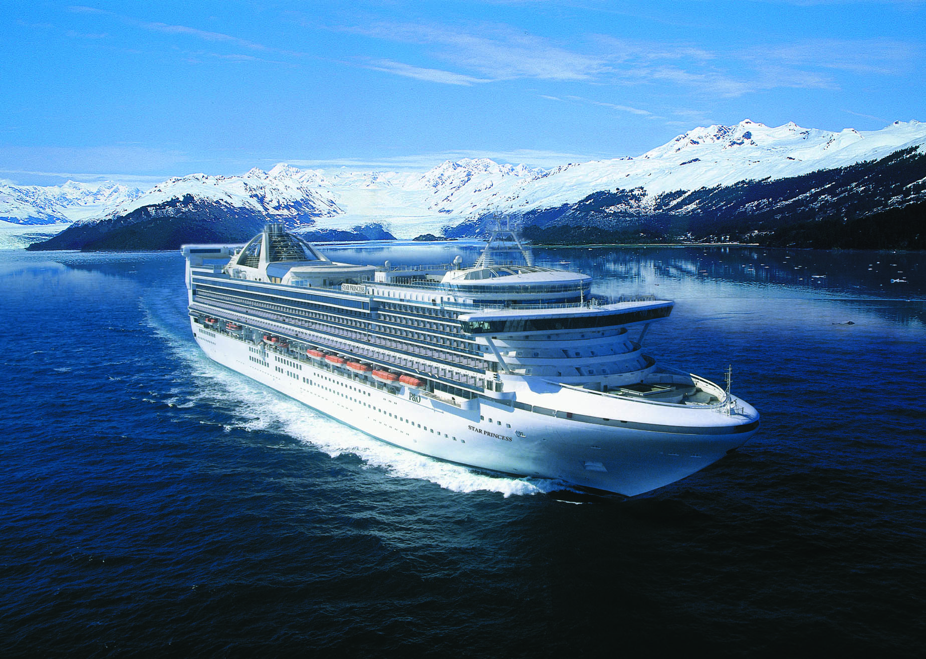 Star Princess Alaska