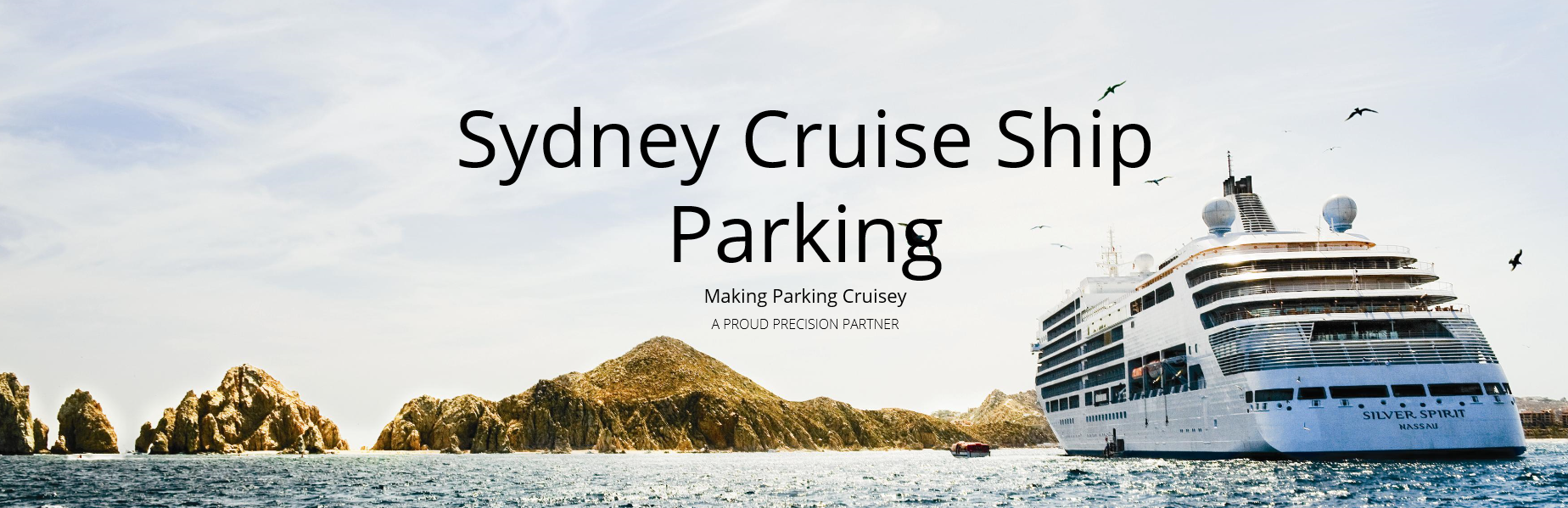 Sydney cruise ship parking