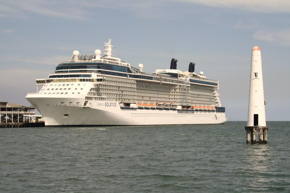 celebrity solstice in melbourne 1